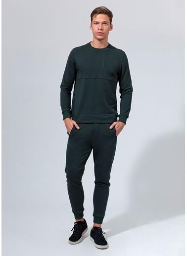 Dagi Pijama Üst Yeşil